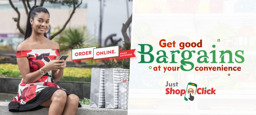 Shop on click